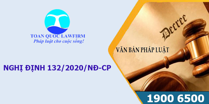 Nghị định 132/2020/NĐ-CP quy định về quản lý thuế đối với giao dịch có liên kết