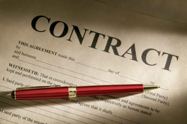 hình ảnh minh họa soạn thảo hợp đồng đào tạo nghề