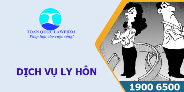 Ủy quyền cho Luật sư giải quyết ly hôn
